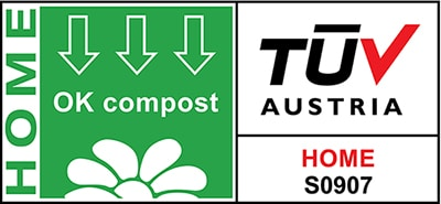 Labellisation OK Home Compost TÜV Austria